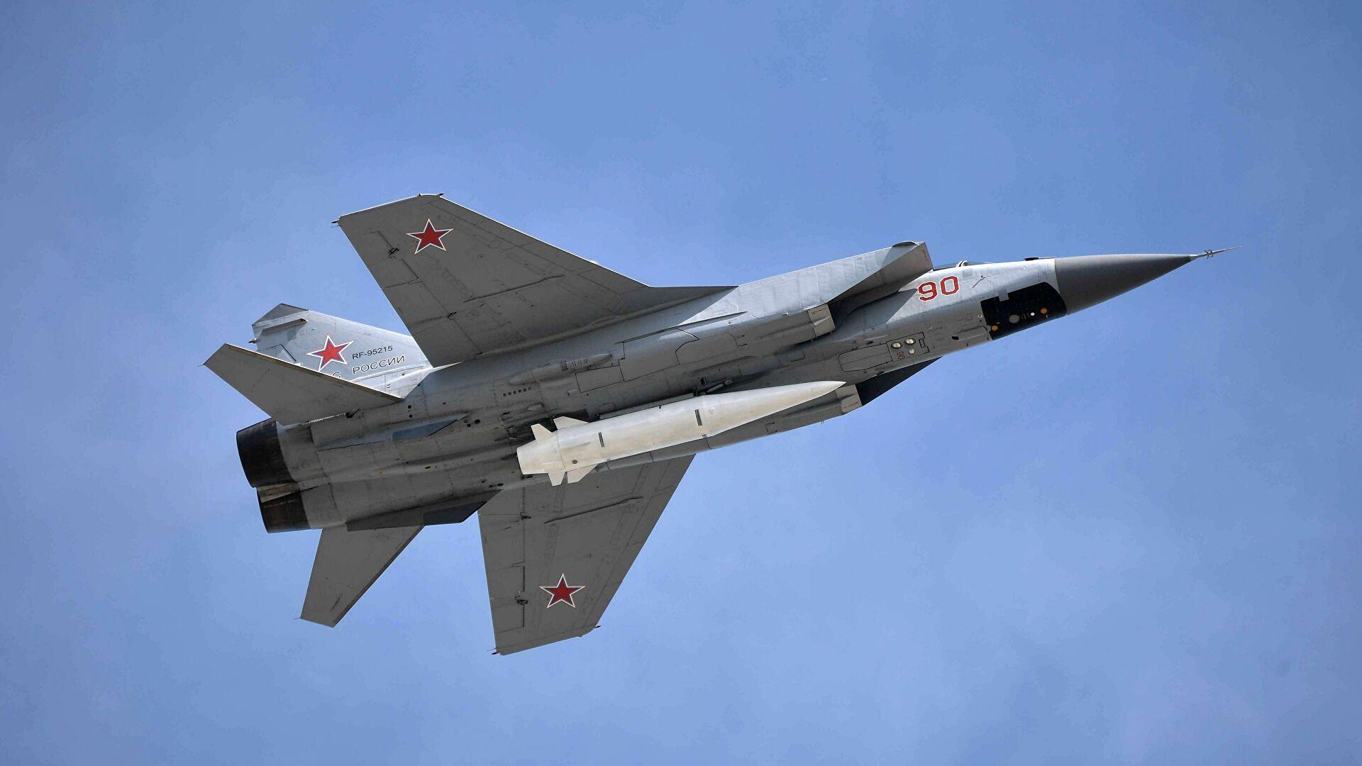 Ruski MiG-31 presreo američki RC-135 iznad Tihog okeana