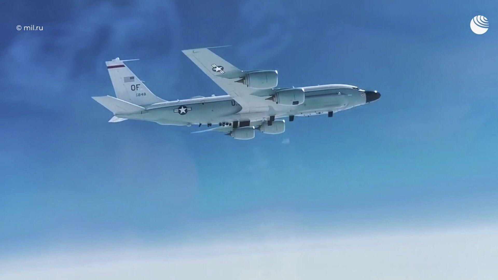 Ruski lovac MiG-31 presreo američki izviđački avion