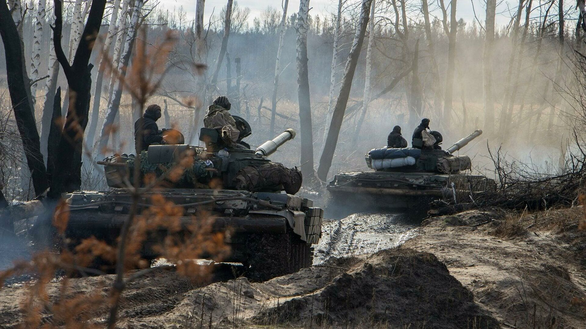 """Украјинска војска довољна """"у случају руске агресије"""""""