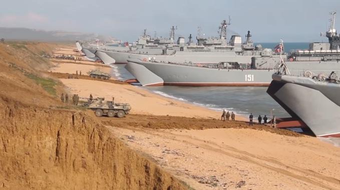 РТ: Руске снаге након вежби напуштају Крим према матичним базама