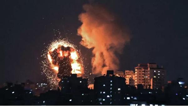 Више десетина погинулих у израелском ваздушном нападу на Појас Газе