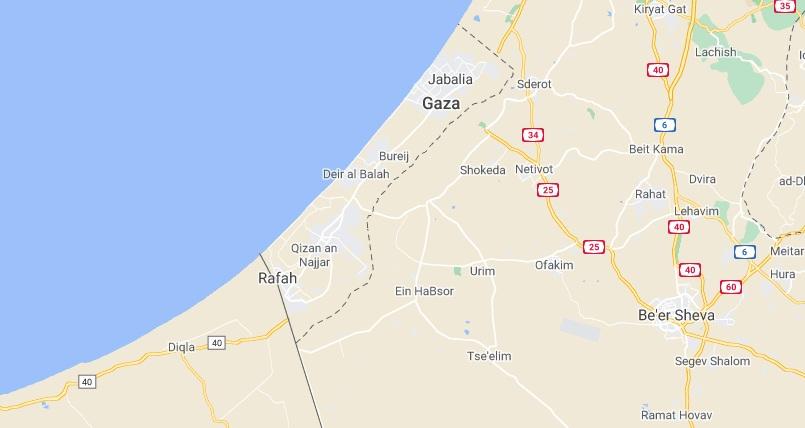 Izraelska vojska se priprema za kopnenu operaciju u Pojasu Gaze