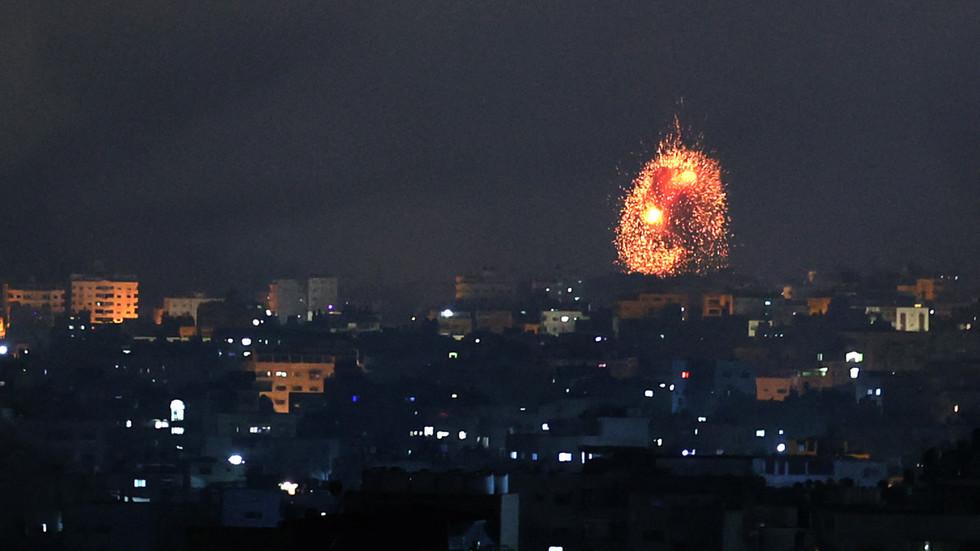 """RT: Izraelska vojska saopštila da sada i kopnene snage """"napadaju"""" Pojas Gaze"""
