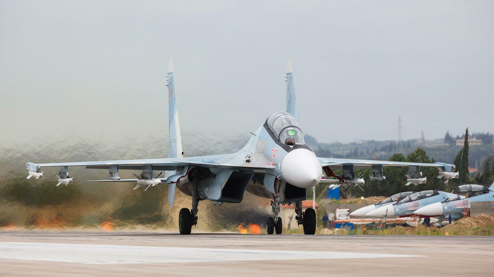 У руску базу Хмеимим у Сирији сада могу да слете све врсте авиона