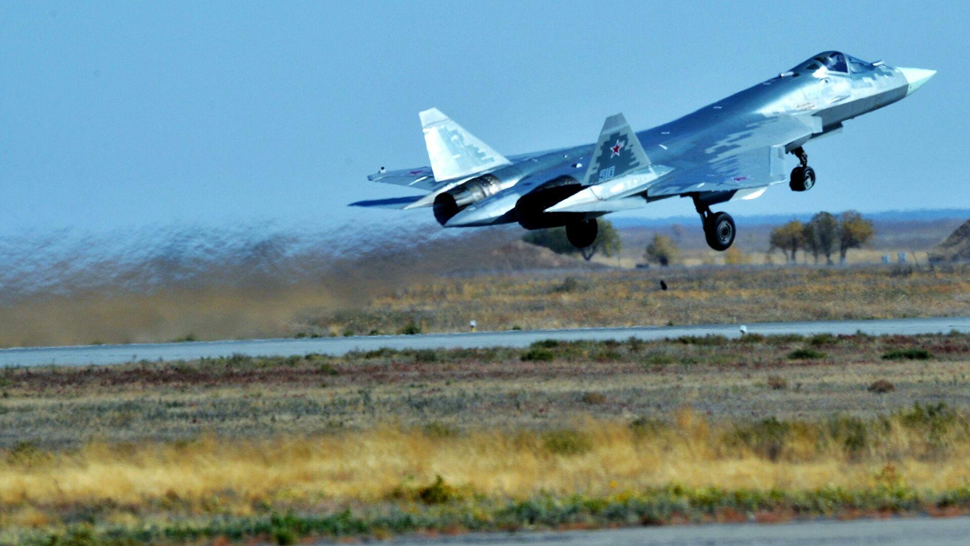 Русија ће развити нову верзију Су-57