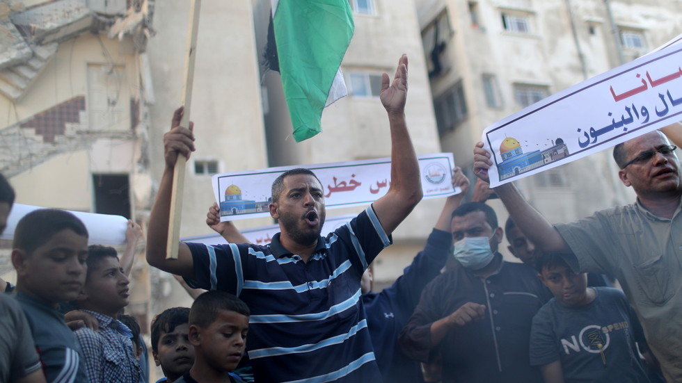 РТ: Израел напао Газу, први пут под новом владом након прекида ватре којим је окончан 11-дневни рат