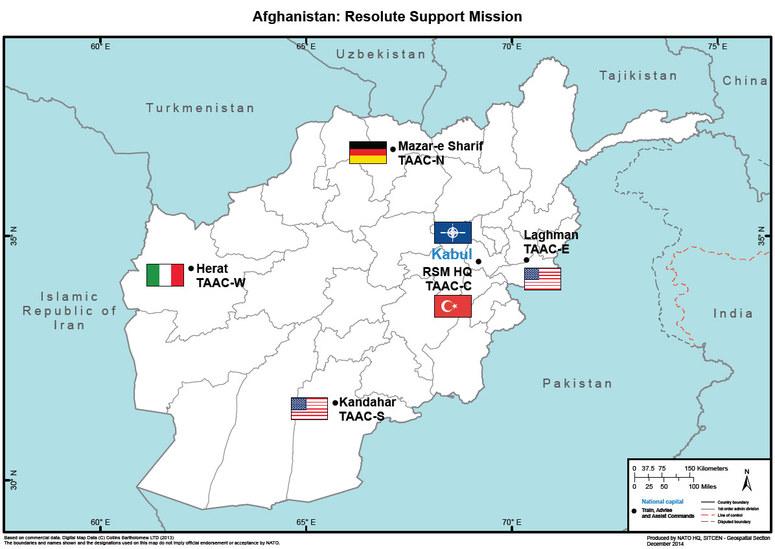 Немачка повукла војску из Авганистана