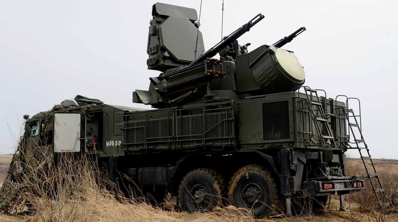 "Sistemi ""Pancir S"" i ""Buk M2"" presreli sedam izraelskih projektila u Siriji"