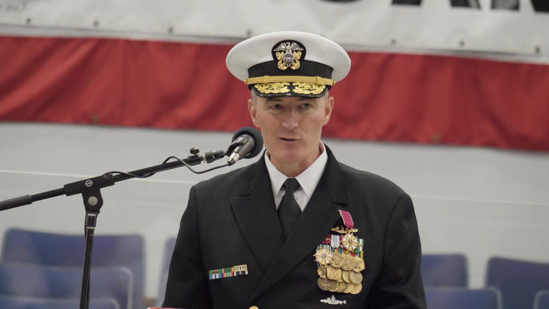 Командант америчке морнарице у Европи и Африци: Руска влада и даље егзистенцијална претња за САД