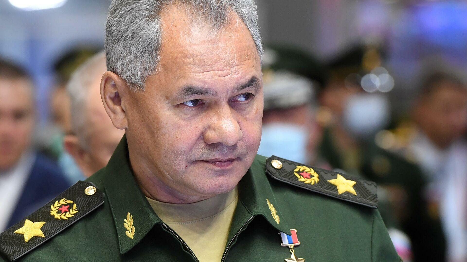 Шојгу: Русија ће бесплатно испоручивати оружје и опрему Таџикистану у циљу одбијања терористичких претњи из Авганистана