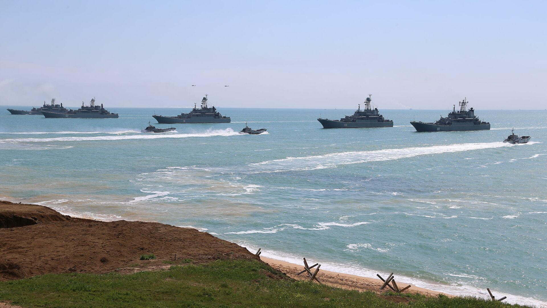 САД запретиле упадом у воде Крима