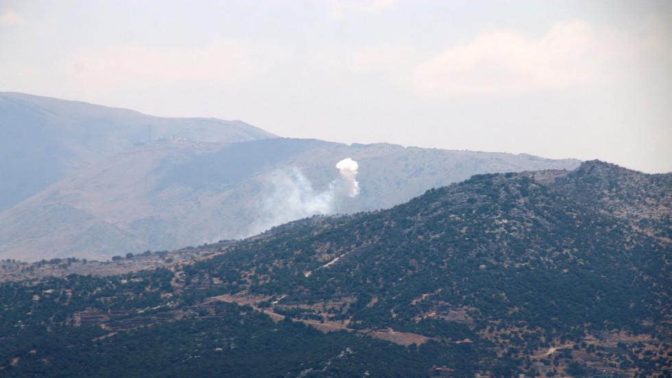 РТ: Израел отворио артиљеријску ватру на Либан након ракетног напада