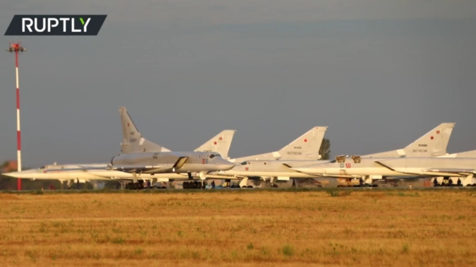 РТ: Стратешки бомбардери и специјалне снаге на вежбама Русије, Таџикистана и Узбекистана на граници са Авганистаном