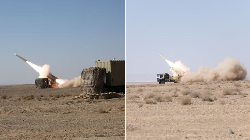 "РТ: Иран успешно тестирао домаћи ракетни систем ""Мерсад 16"""