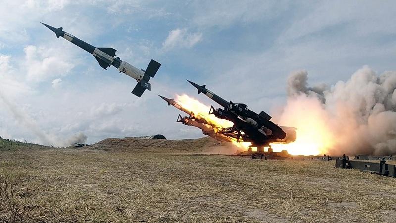 Заједничко бојево гађање са припадника РВ и ПВО са бугарском армијом