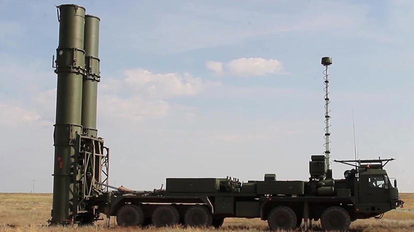 Почела испорука ПВО система С-500 руској војсци