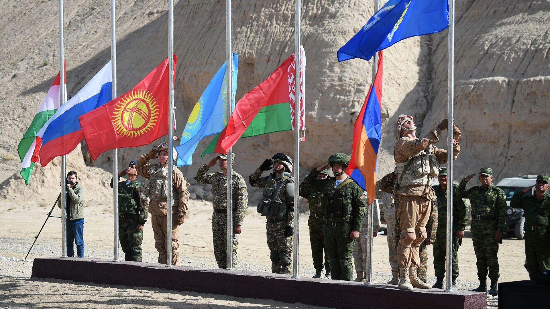 Vežba snaga zemalja članica ODKB-a u Tadžikistanu - pozvani predstavnici Srbije