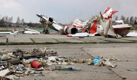 Тужилаштво Пољске не потврђује информацију о траговима експлозива на председничком Ту-154
