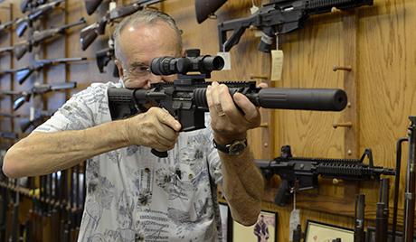 Обама жели да 2013. смањи распрострањеност оружја у Америци