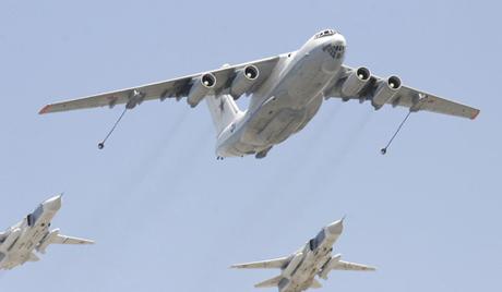 ВВС РФ извршиле више од 35 операција патролирања три океана
