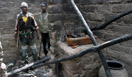 Устаници Централноафричке Републике спремни за преговоре