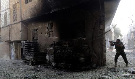 Новинар Франс Преса киднапован у Сирији