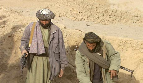 Америчка беспилотна летелица убила талибанског команданта