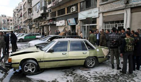 У Сирији рањен дописник ТВ канала Russia Today