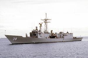 САД поклањају Мексику две фрегате