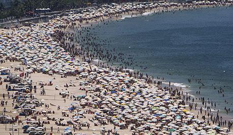 Рио де Жанеиро под водом