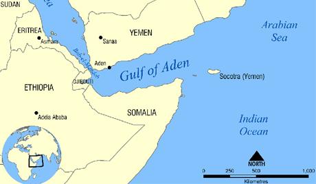 Руски бродови ће регуларно дежурати у Аденском заливу