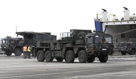 Две батерије Patriot преузеле дежурство у Турској