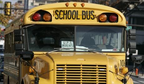 САД: убијен возач школског аутобуса, отето дете