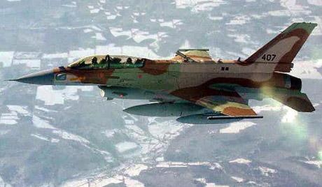 Израел бомбардује сиријско-либанску границу