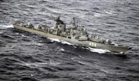 Северна флота плови према Аденском заливу