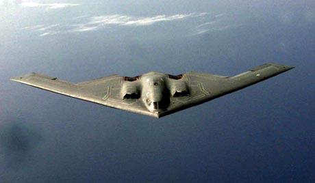 Пентагон послао стратешке бомбардере Бе-2 на острво Гвам
