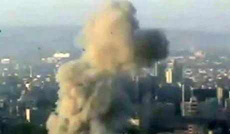 Израел бомбардовао сиријски центар за војна истраживања