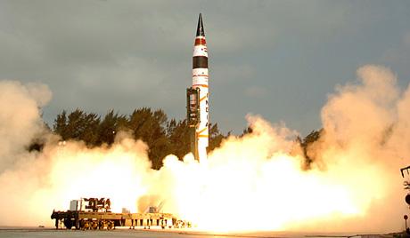 Куда ће полетети индијске ракете?