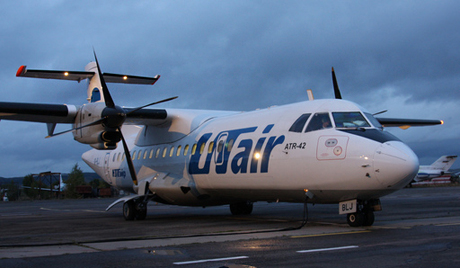 Путнички авион принудно слетео у Тјумењ