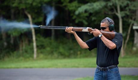Барак Обама позвао да се пооштри контрола оружја