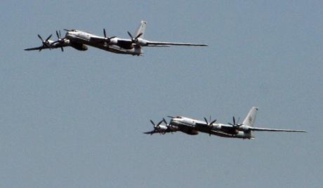 Амерички борбени авиони полетели су како би пресрели два руска Ту-95