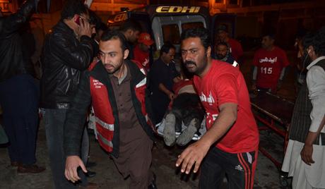 У Пакистану дошло до снажне експлозије
