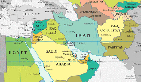 Иран гради нову поморску војну базу