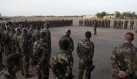 Француска ће ускоро повући војску из Малија