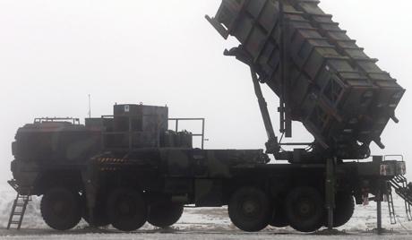 САД ће заштитити свој ПВО систем у Турској од Ирана