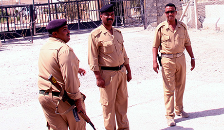 Напад на добровољце у Ираку