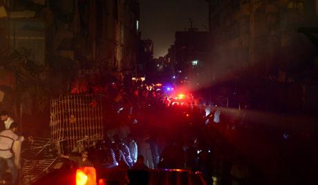 Број жртава бомбашких напада у Пакистану порастао на 52