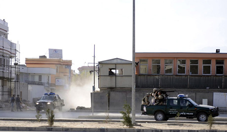 У Кабулу избегнут велики терористички напад