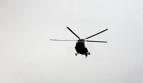 Хеликоптер Ми-8 се срушио приликом полетања у Хабаровску