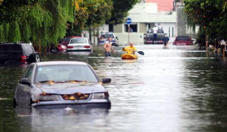 Поплаве у Аргентини